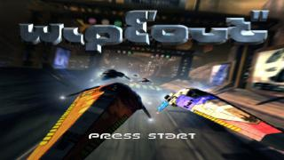 Screenshot Thumbnail / Media File 1 for Wipeout [NTSC-U]